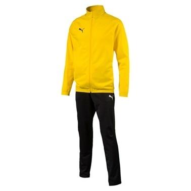 Puma Eşofman Takım Sarı